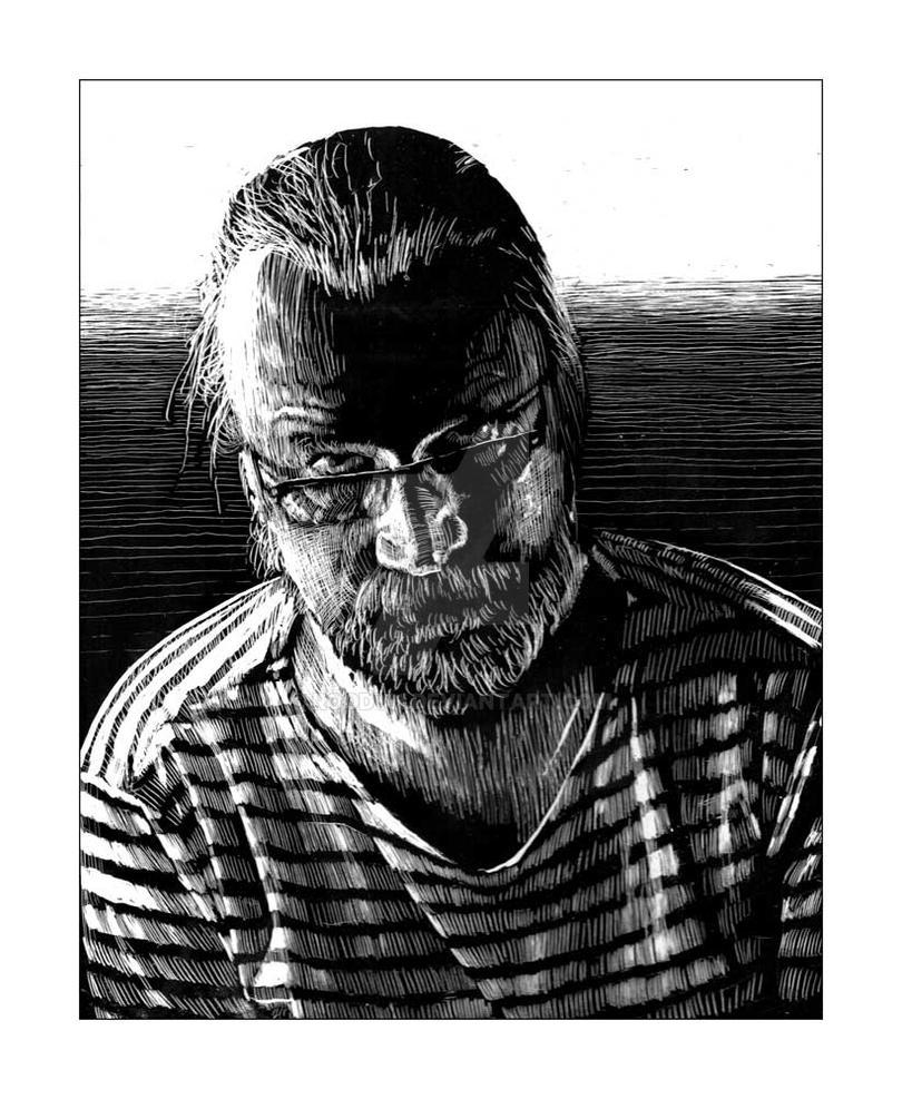 Autoportrait # 3 par RoodyN