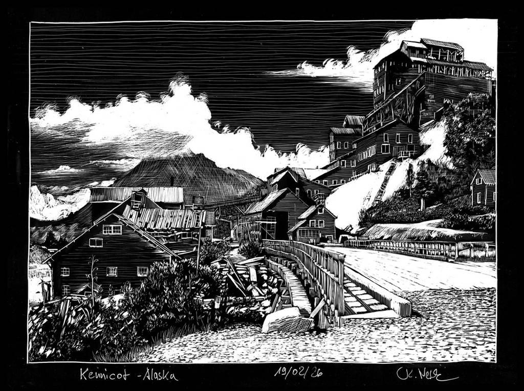Kennicot Alaska by RoodyN