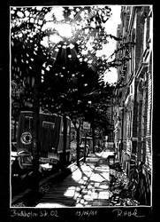 Gneiststrasse by RoodyN