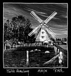 Windmill Ahrenshoop