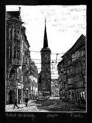 Erfurt Marktstrasse