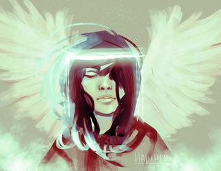 My Angel by Haluin