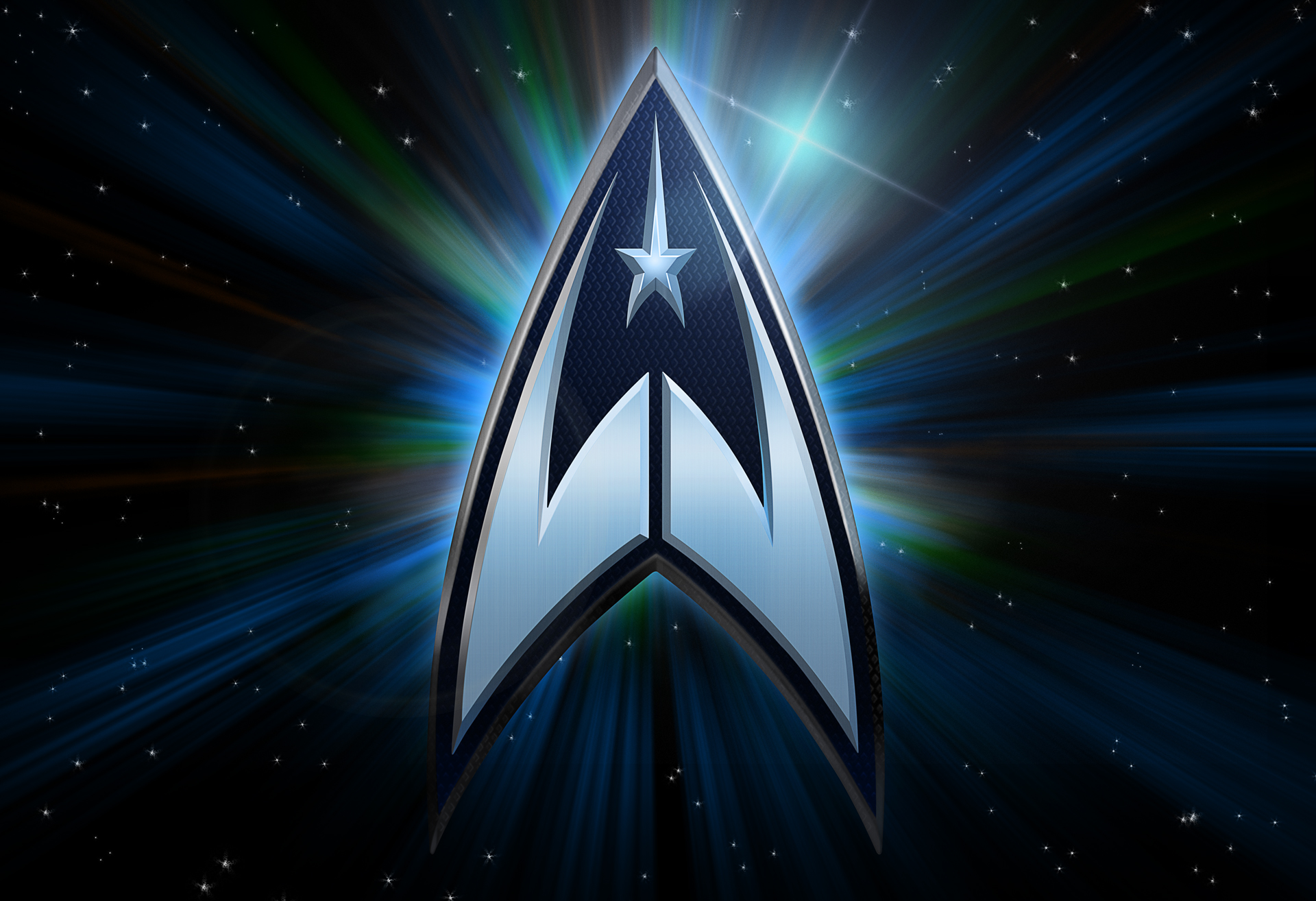 Trek emblem wallpaper by retoucher07030 on deviantart - Star trek symbol wallpaper ...