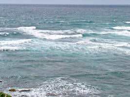 Barbados Ocean by Retoucher07030