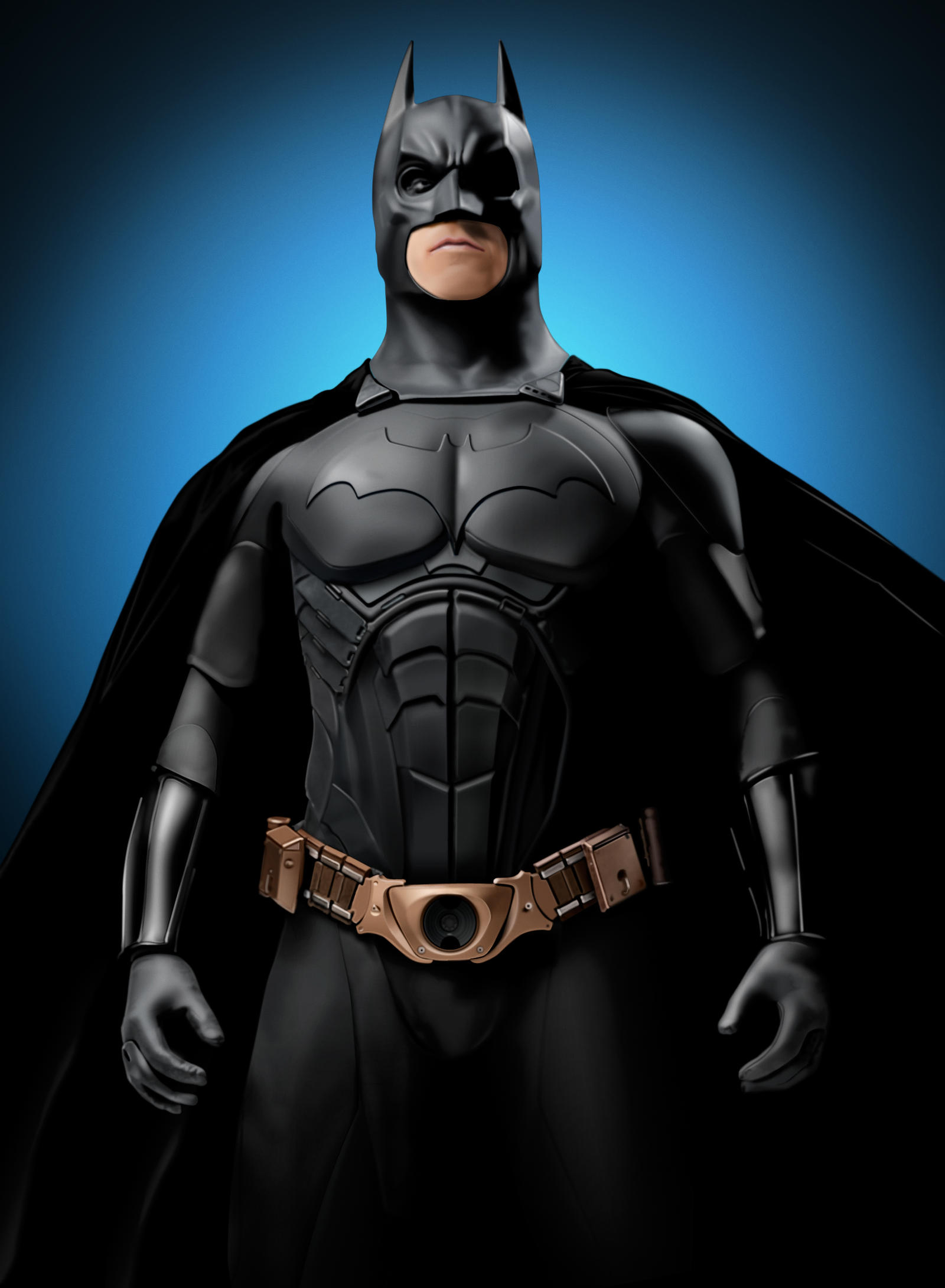 The Batman by Retoucher07030