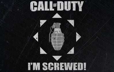 Call Of Duty Grenade Wallpaper by Retoucher07030