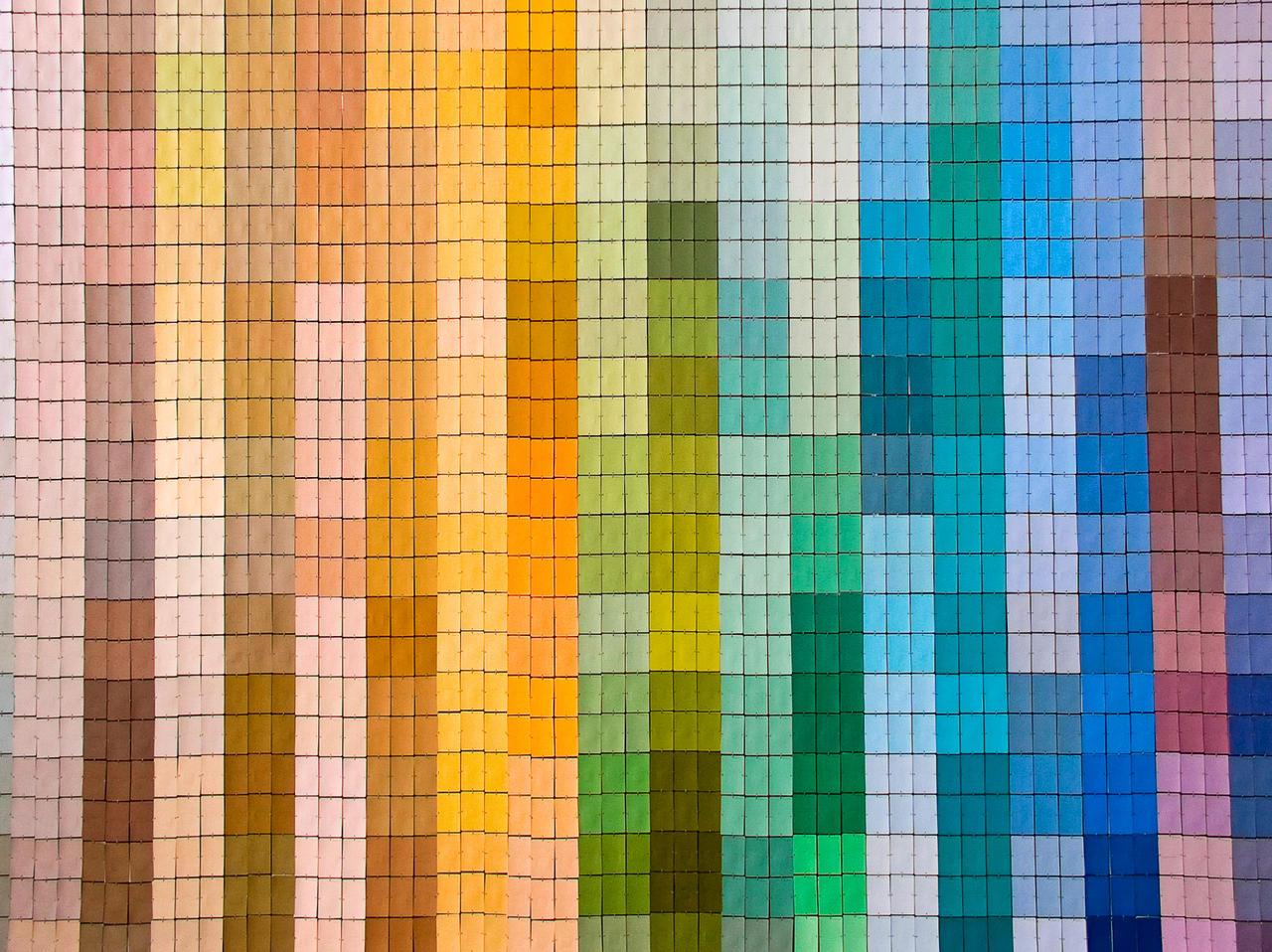 Interactive Paint Colors