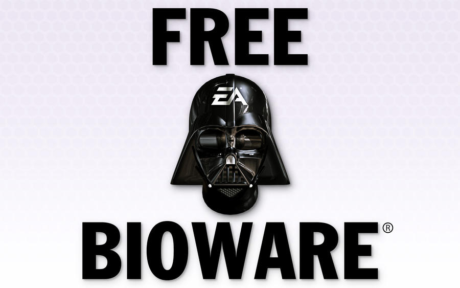 Free Bioware Wallpaper by Retoucher07030