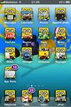 SpongeBob Iphone