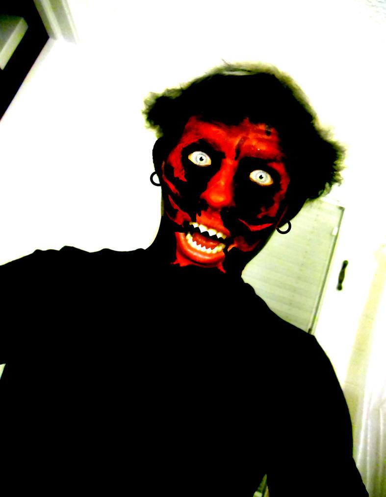 Insidious Demon by ryeguyisme on DeviantArt
