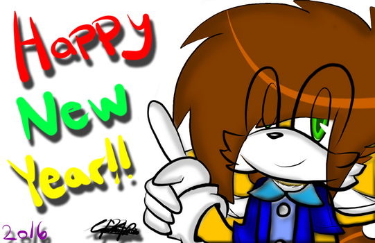 ~.:Happy New Year!! - 2016 :.~