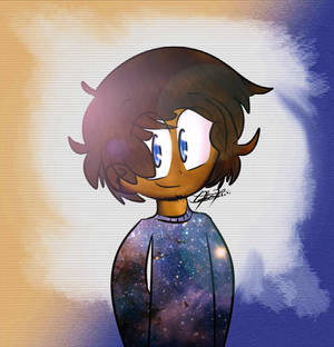 Galaxy - Paintingwithstardust [Art Trade]