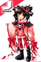 J-stuff Mascott by miyu-chan