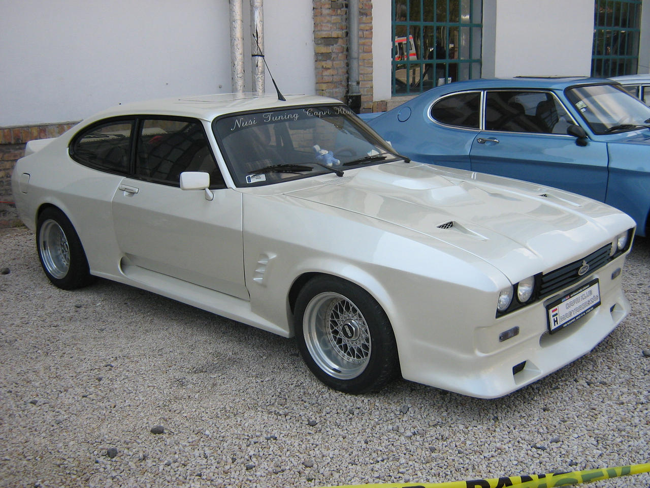 ford capri 2 0s