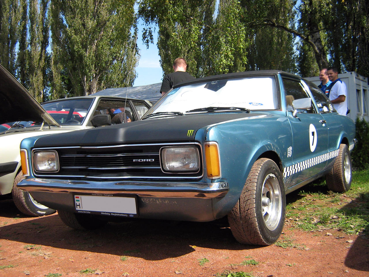 Ford Taunus by ~Nadam1 on