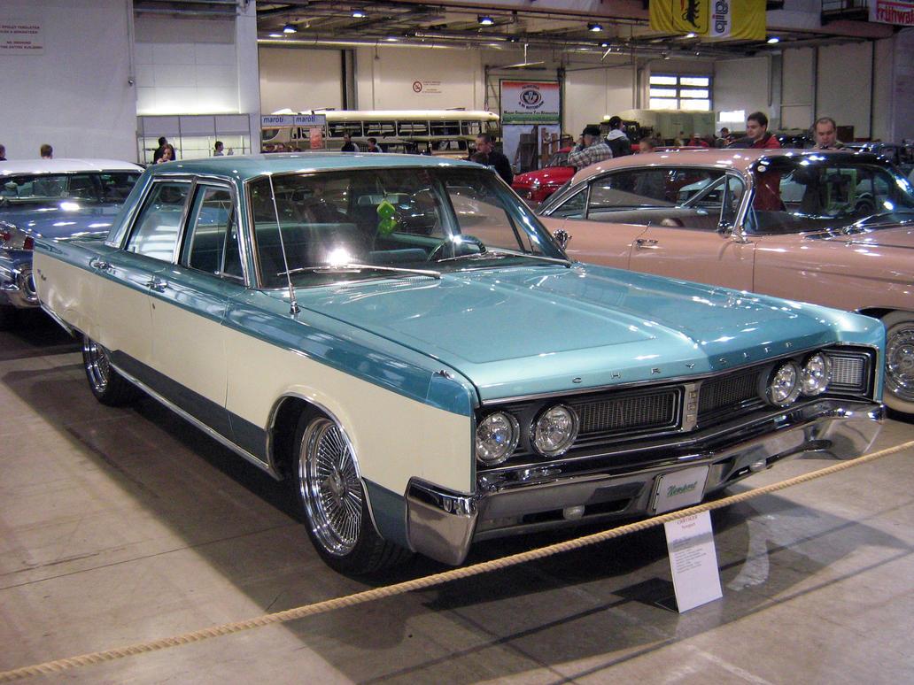 Chrysler Newport by ~Nadam1 on