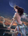 Moonlight Archer