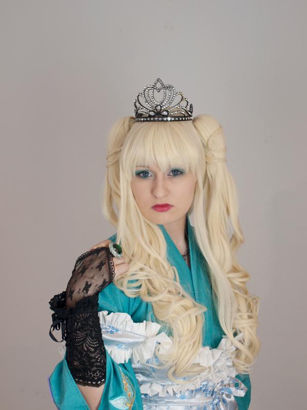 Queen Gem Silica by Ri-sa