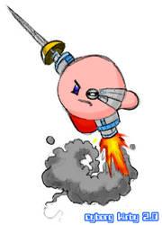 Cyborg Kirby 2.0