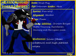 GMT Profile Sheet: Rhed Payj by evilgman64