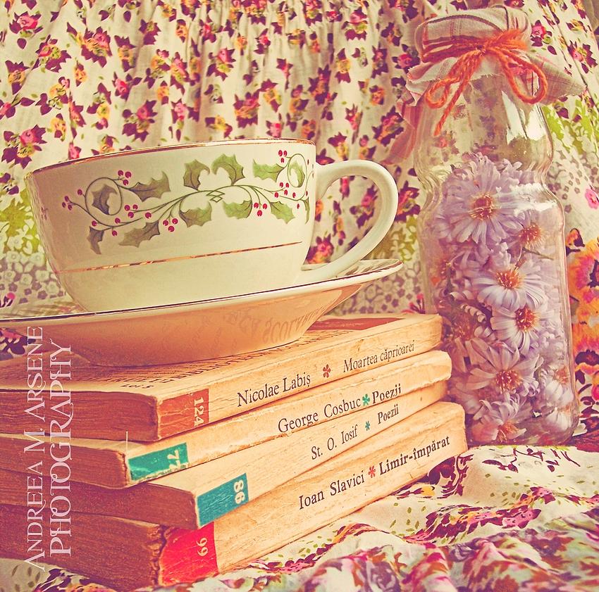 Autumn Tea Time by AndreeaArsene