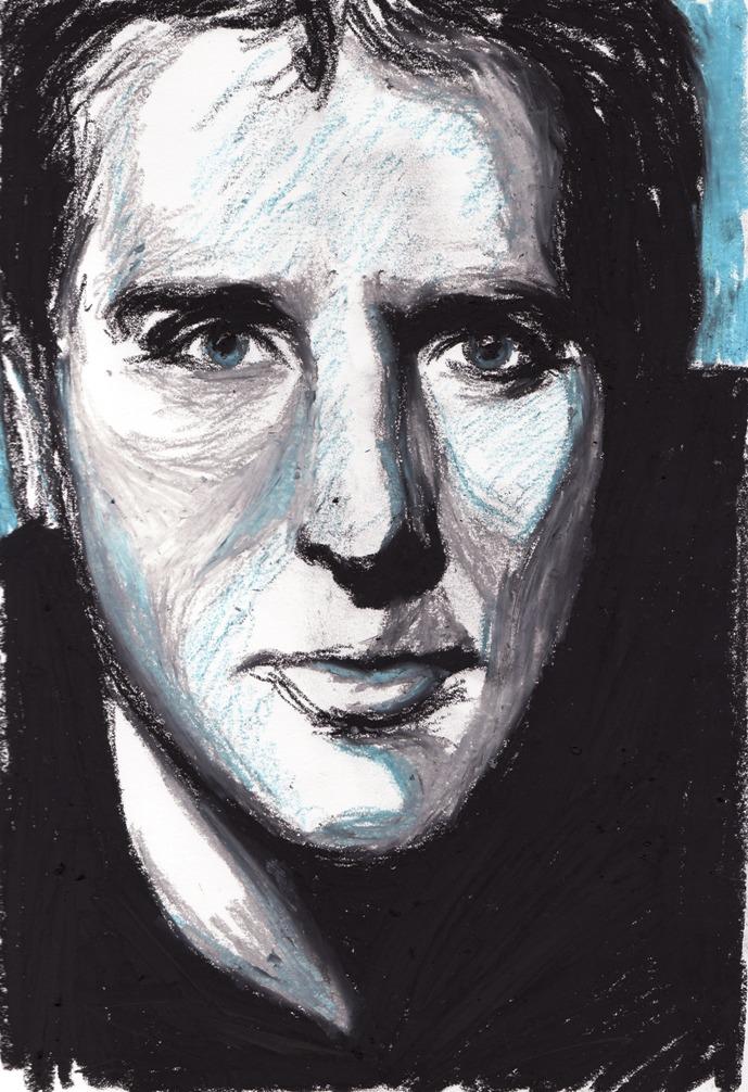 Peter Gabriel by livneeson