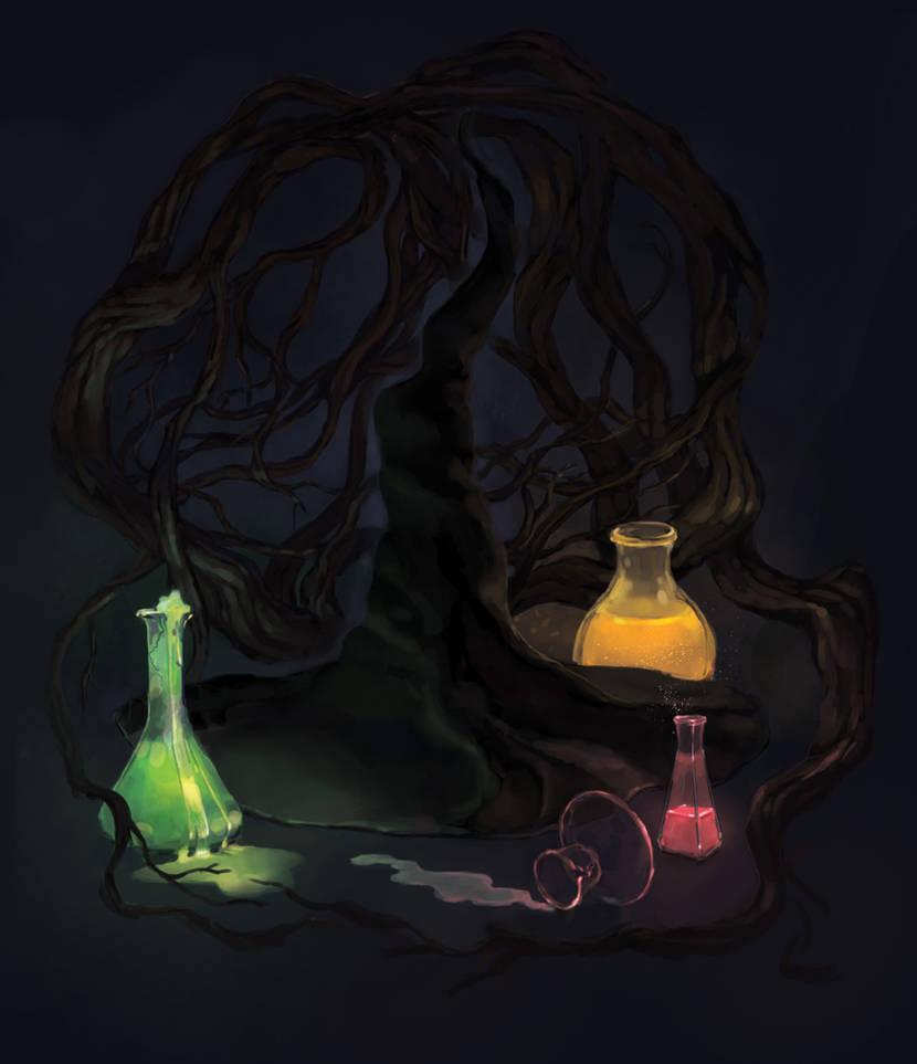 witch's stuff