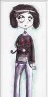I Me - Tim Burton Style