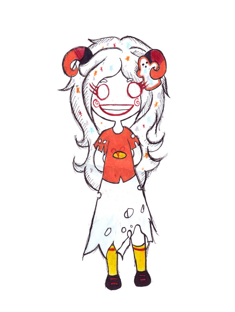 Trickster Aradia by SGTCTOINFINITY
