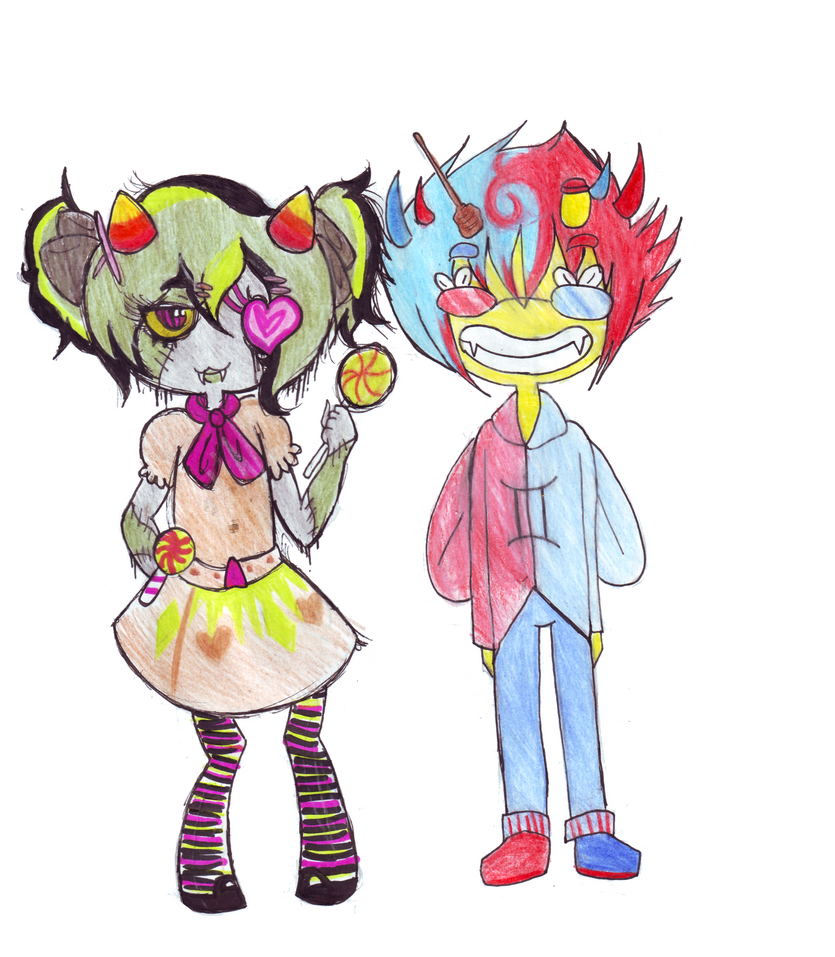 Trickster eridan and sollux