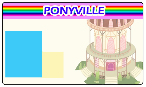 Ponyville License Template By UGBxSlypig912