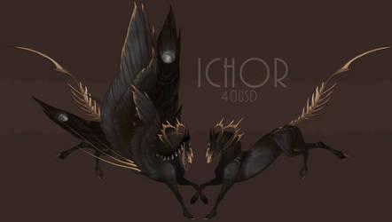 Ichor [CLOSED] by Beccaespi