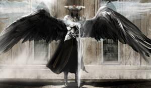Angel of spirits