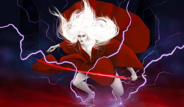 Carmilla, the red queen