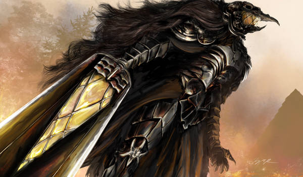 Striga, day armor