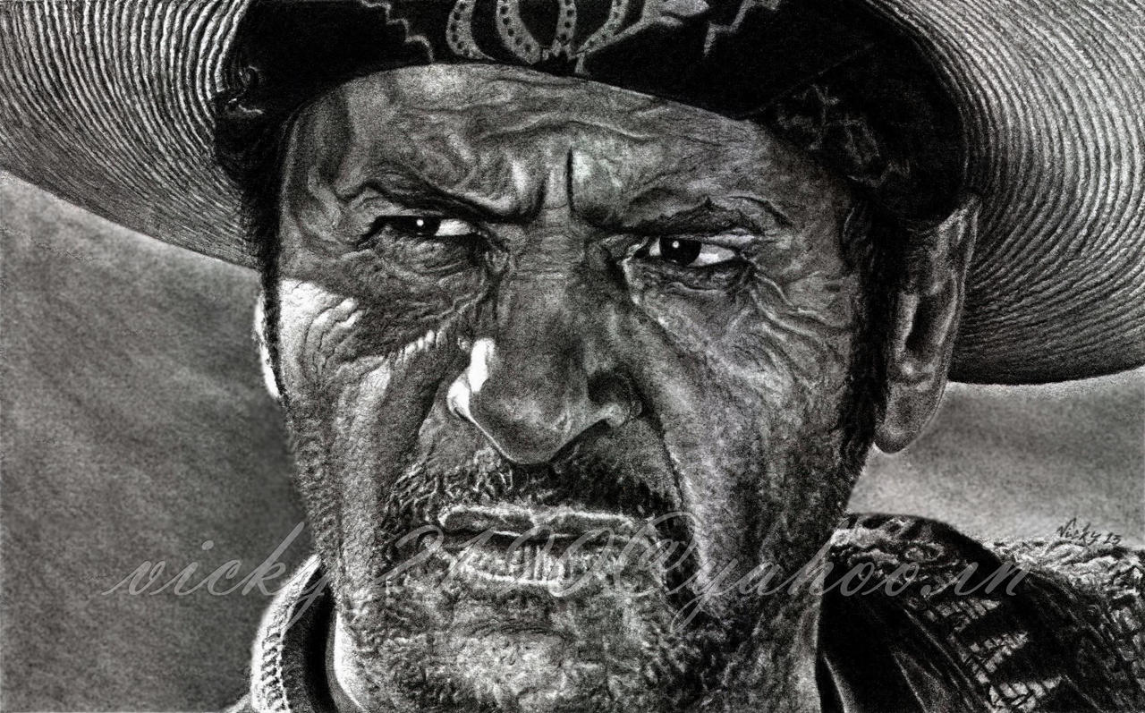 Eli wallach by greyvic on deviantart - Mobles tuco ...