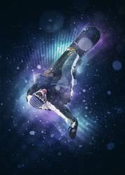 Snowboarder by Elenaivin