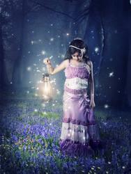 Magic of the night by Elenaivin