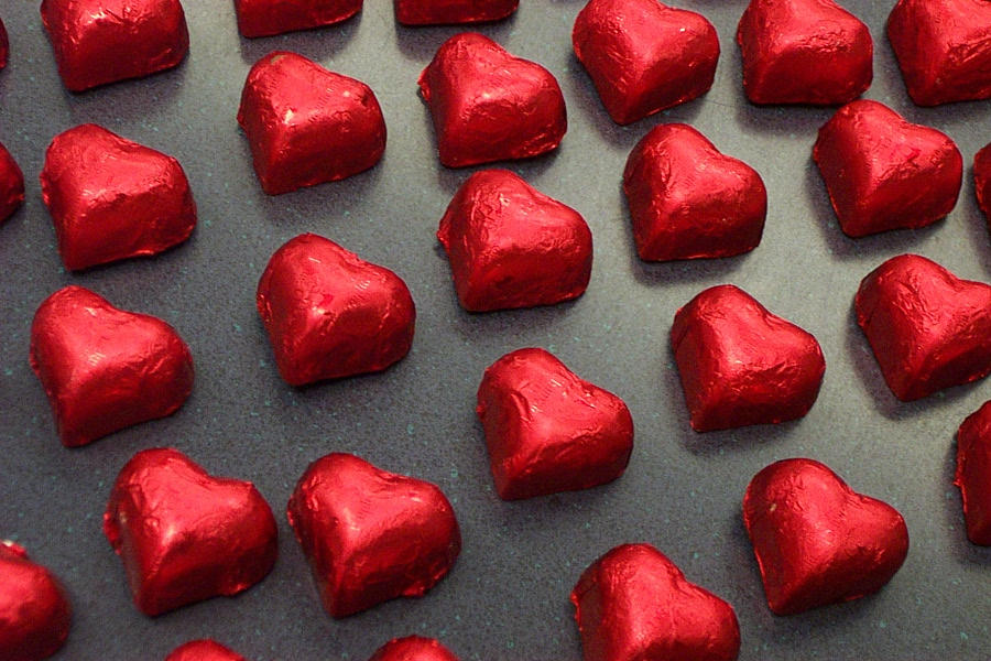 Stock 2 - Candy Hearts by maiden-stock