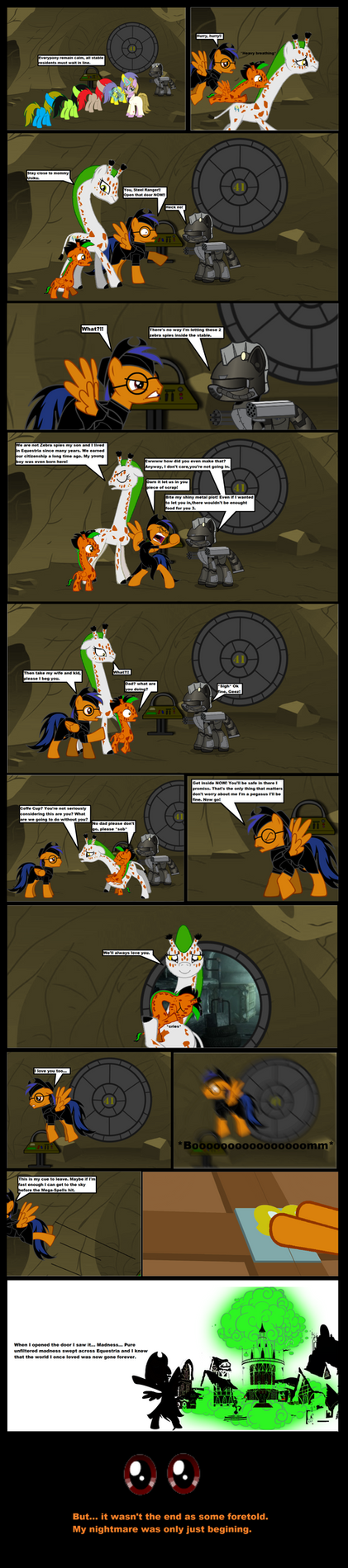 Fallout Equestria Curse of the Goulish Pegasus 2 by darkoak213