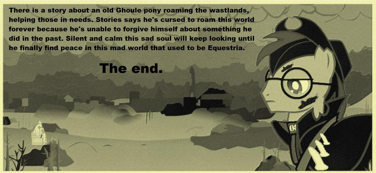 Fallout Equestria Curse of the Goulish Pegasus 6 by darkoak213