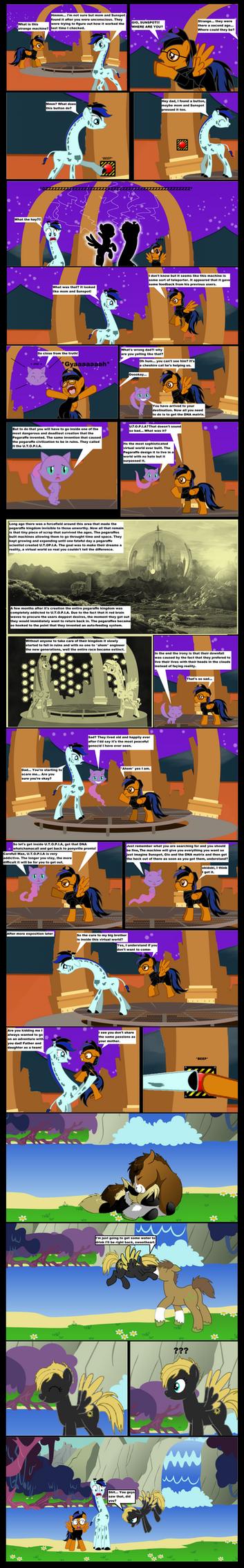 The pegaraffe disease 12 by darkoak213