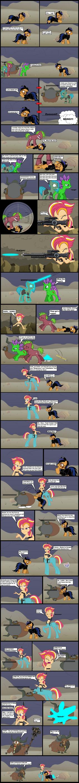 Fallout Equestria cursed crusade part 11 by darkoak213