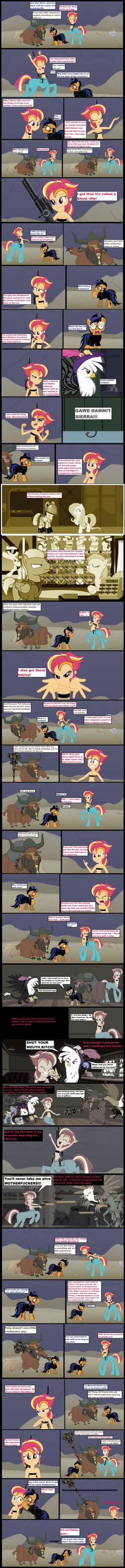 Fallout Equestria cursed crusade part 12 by darkoak213