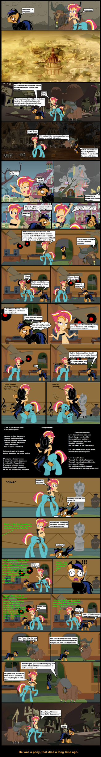 Fallout Equestria cursed crusade part 18 by darkoak213