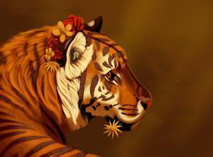 Flowery Tiger