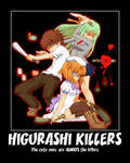 Higurashi Killers