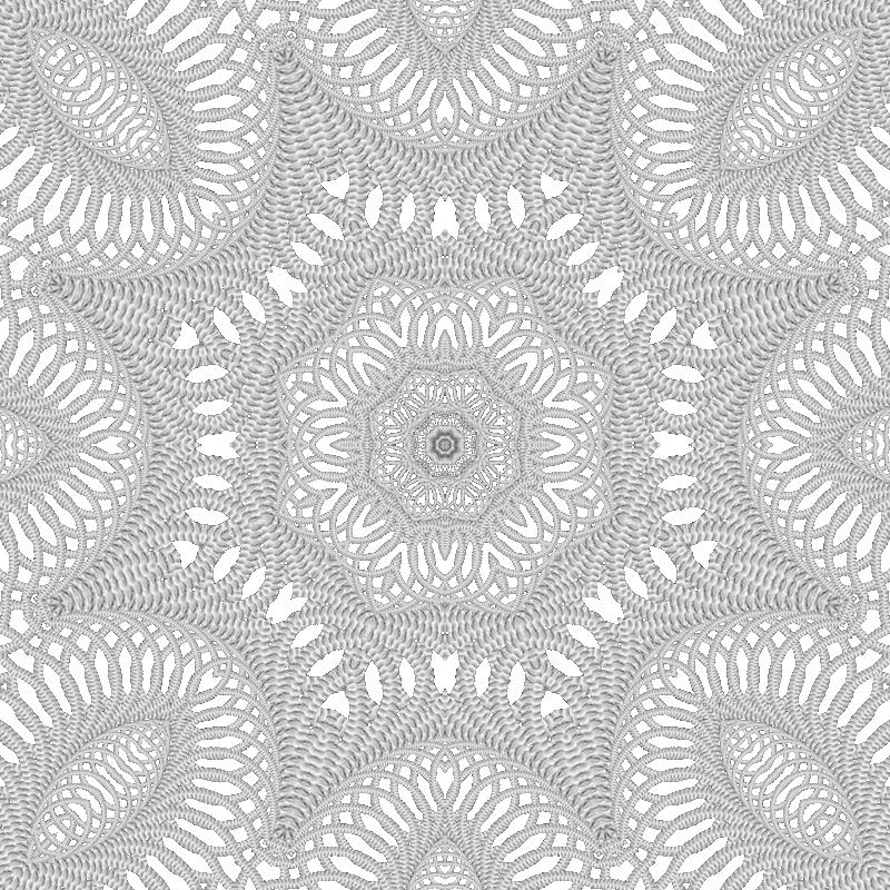 Spiral Kaleido by lylejk