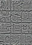 Mayan Codex by lylejk