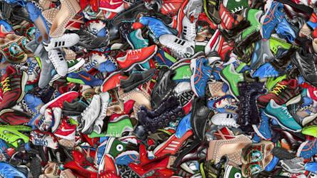 Shoe Fetish by lylejk